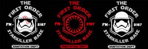 Property of The First Order Sanitation Department by AndrewKwan