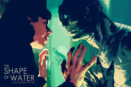 The Shape of Water by AndrewKwan