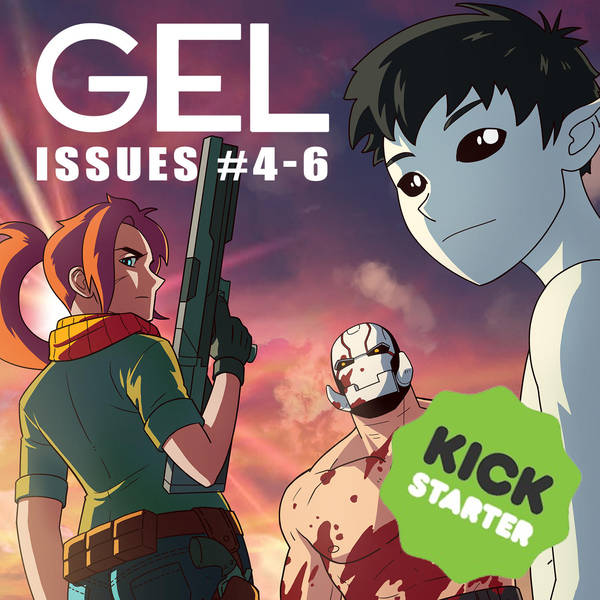 GEL #4-6 is LIVE! by AndrewKwan
