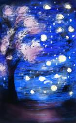 Magical Night by KazenoMiho
