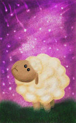 Sheep by KazenoMiho