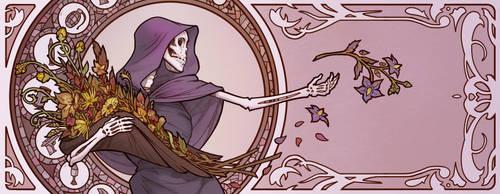 Death Nouveau by JBellio