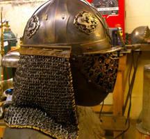 yuan dynasty armour - interpretation by vrin-thomas
