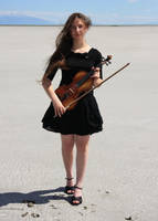 Pose 01 - BSBS Violin by Qrinta