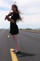 Pose 03 - BSBS Violin by Qrinta