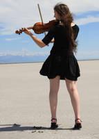 Pose 10 - BSBS Violin Back by Qrinta