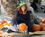 The Queen of Halloween by moonymonster