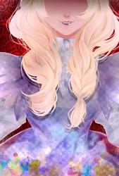 I found Alice. by Sweet-Eglantine