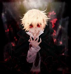 I must destroy. by Sweet-Eglantine