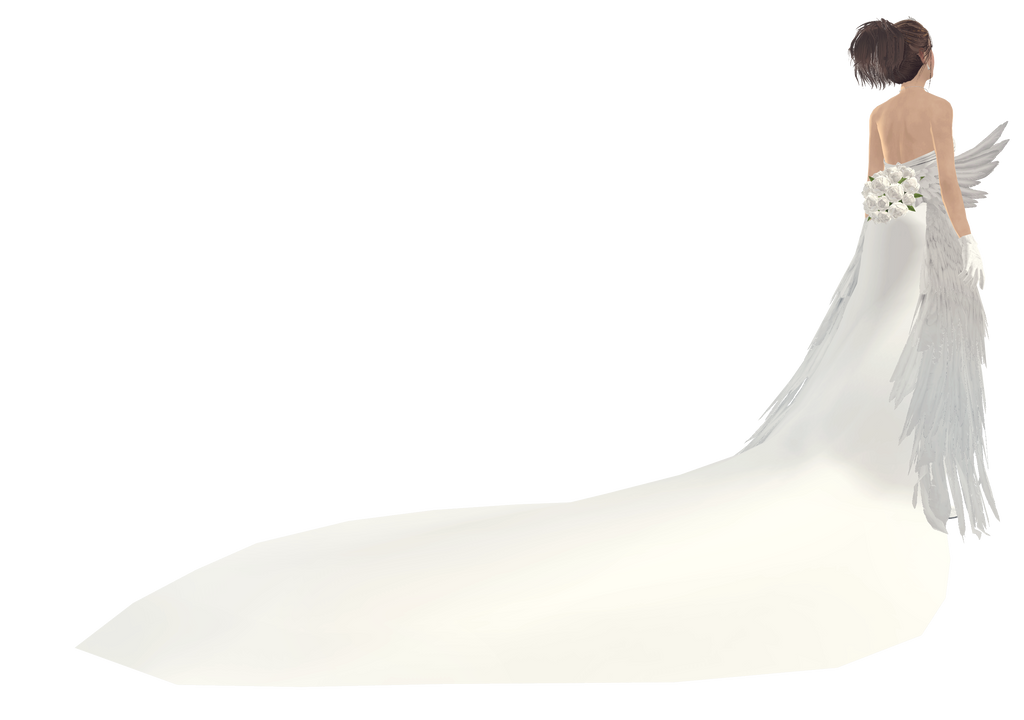 Hd Yuna Wedding Dress Wip By Nipahmmd On Deviantart