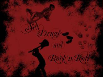 Sex Drugs and Rock'n Roll by babiiiangeL