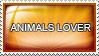 Animals lover stamp by Tollerka