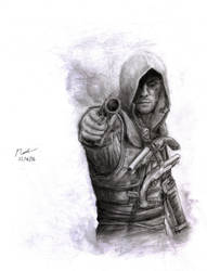 Assassin's Creed IV - We Could Have Been Heroes by INH99