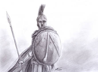 For Sparta! by INH99
