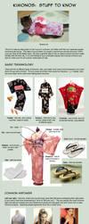 Kimonos:  Stuff to Know by iyou-cosplay