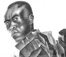 Avengers: War Machine by sambeawesome
