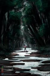 Wandering by sambeawesome