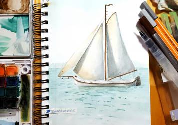 boat by sambeawesome