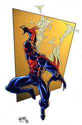 Spider-Man 2099 by spidermanfan2099