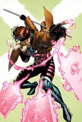Gambit by spidermanfan2099