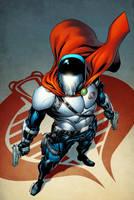 Cobra Commander by spidermanfan2099