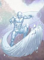 Iceman by spidermanfan2099