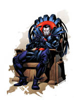 Mr Sinister by spidermanfan2099
