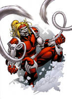 Omega Red by spidermanfan2099