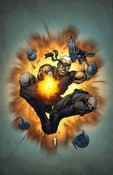 200 Carta's Guns by spidermanfan2099