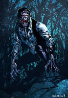 The Wolfman by spidermanfan2099