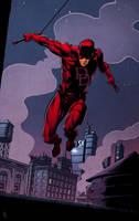 Daredevil by spidermanfan2099