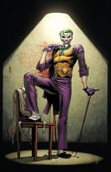 The Joker by spidermanfan2099