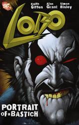 Lobo recreation cover by spidermanfan2099