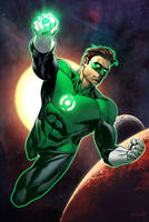 Hal Jordan by spidermanfan2099