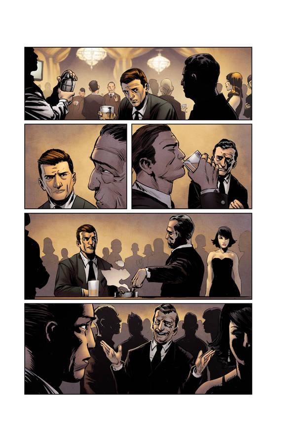 Keane Hunter page 11 by spidermanfan2099