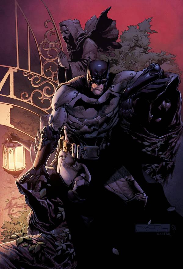 Batman by spidermanfan2099