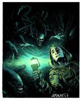 Alien Covanant again! by spidermanfan2099