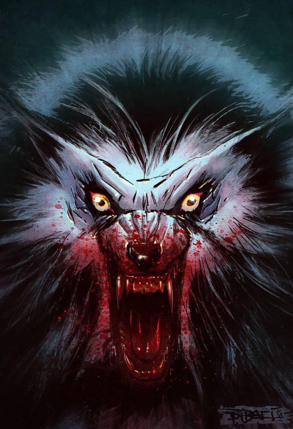 American Werewolf in London by spidermanfan2099