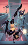 Aeon Flux by spidermanfan2099