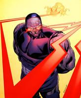 Darkseid by spidermanfan2099