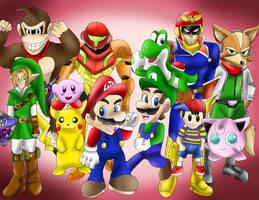 Smash64 by teamspike1