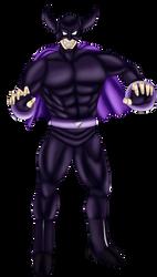Black Shadow Project F-Zero by teamspike1