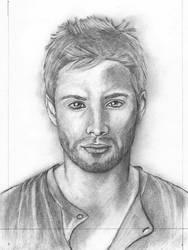 Jensen Ackles by A-J-Crowley