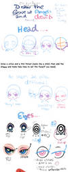 how to draw in PASWG style by chanxbunn
