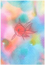 Goldfish by JennyJump