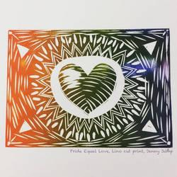 Pride Equal Love by JennyJump