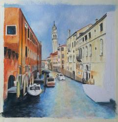 Venice (WIP 4) by MariaIla