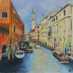 Venice by MariaIla
