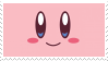kirby stamp 3 by aestheticstamps