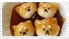 Shiba Food Stamp by aestheticstamps